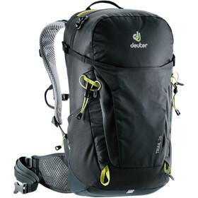 Deuter Trail 26 Backpack Herre black/graphite